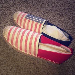 Polo Ralph Lauren Women Slipper Size 10.5